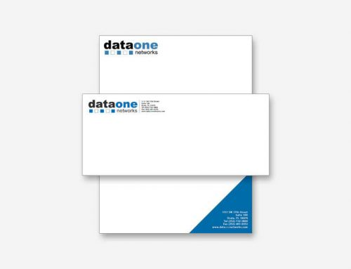DataOne Networks Letterhead